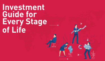 How to Plan Investments for Every Stage of Life - Infographic