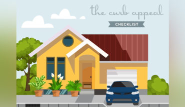 Inexpensive Ways To Get The Perfect Curb Appeal - Infographic