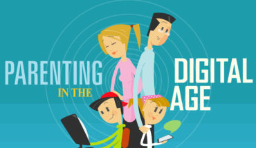 New-Age Parenting: Protecting Your Child from Digital Dangers - Infographic