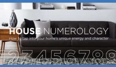Numerology: What Does Your House Number Mean - Infographic