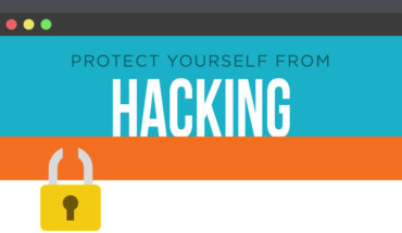 Protect Yourself from Hacking: Bane of the Internet - Infographic