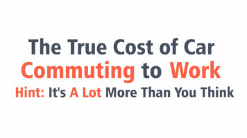 Shocking: Do You Commute To Work In Your Own Car? - Infographic