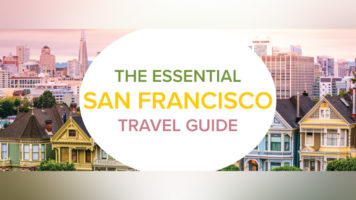 The Traveler's Guide to San Francisco - Infographic