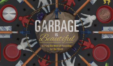 Thinking Outside the Garbage Bin for a Cleaner World - Infographic