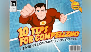 Tips to Jazz Up your LinkedIn Company Page - Infographic