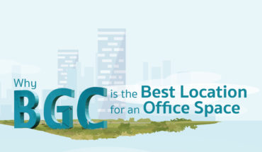 Why BGC is the Real Centre of Metro Manila - Infographic