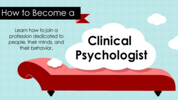 Choosing Clinical Psychology as a Profession - Infographic
