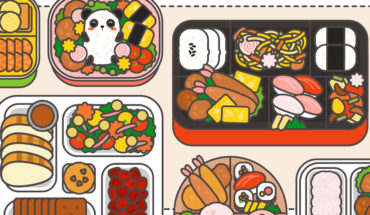 Complete Nutritional Lunches in a Box: The Bento Way - Infographic
