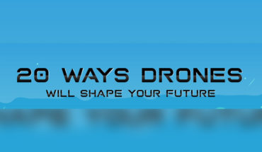 Drone Power: How Drones Can Shape the Future - Infographic