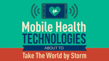 How Mobile Health Technology is Boosting Health and Fitness - Infographic