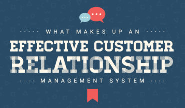 How to Build Effective Customer Relationships with CRM Systems – Infographic