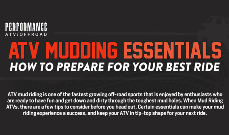 How to Prepare for ATV Mudding - Infographic