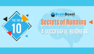 How to Run a Successful Business: Top 10 Secrets - Infographic