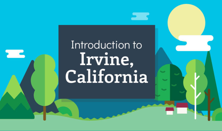Irvine, California: An Introduction - Infographic
