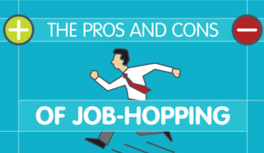 Job Hopping: Pros and Cons - Infographic