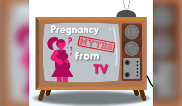 Pregnancy Stories on TV- Fact and Fiction - Infographic