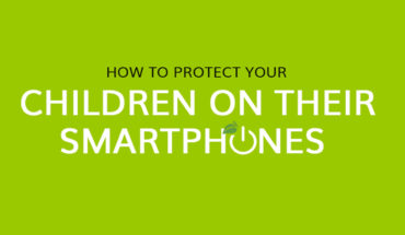Protect your Children from the Negatives of Smartphones - Infographic