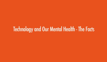 Technology and its Effect on Mental Health - Infographic