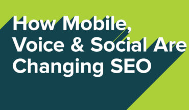 The Future of Search: The Changing Face of SEO - Infographic