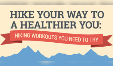 Want to Go Hiking? How to Prepare Your Body - Infographic