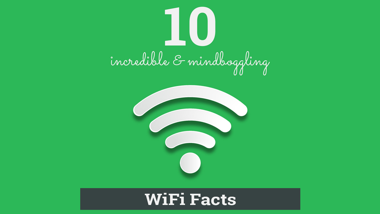 facts about wifi With wi-fi assist, you can stay connected to the internet even if you have a poor wi-fi connection for example, if you're using safari with a poor wi-fi connection and a webpage doesn't load, wi-fi assist will activate and automatically switch to cellular so that the webpage continues to load.