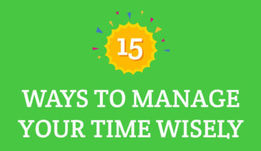 15 Wise Time Management Tips - Infographic