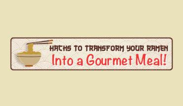 30 Amazing Recipes for Gourmet Ramen Meals - Infographic