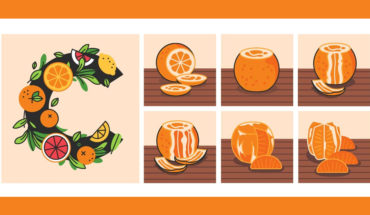 Citrus Fruits: Delicious and Healthy Bits of Winter Sunshine - Infographic