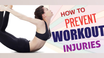 Don't Let Your Exercise Routine Lead to Workout Injuries - Infographic