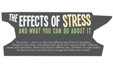 Fight Stress: How to Regain Your Physical and Emotional Wellbeing - Infographic