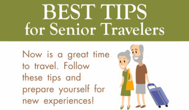 How to Have the Best Holidays: Tips for Senior Travelers - Infographic