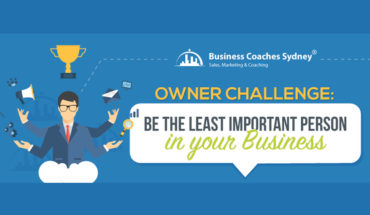 How to Win by Becoming the Least Important Person in Your Business - Infographic