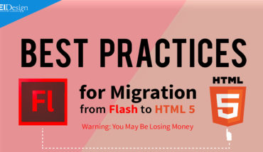 Migrating from Flash to HTML5: Route Map for Legacy Content - Infographic