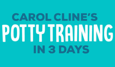 Potty Training in 3 Days by Carol Cline - Infographic