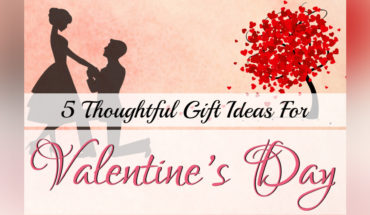 Valentine's Day Gifts: How to Stand Out from the Crowd - Infographic