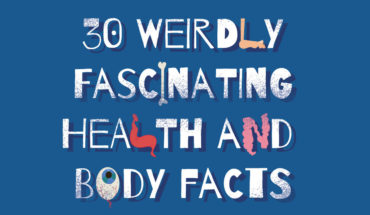 Amazing Human Body: Weird, Whacko & Fun Facts - Infographic