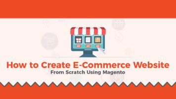 Create Your E-Commerce Store: The Proven 8-Step Magento Process - Infographic