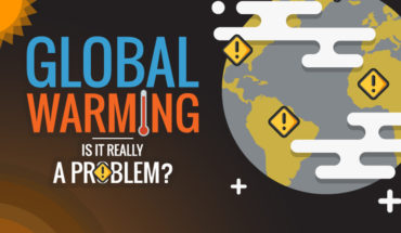 Global Warming: Why People and Countries Need to Wake Up Fast! - Infographic