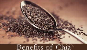 How Chia Benefits You - Infographic
