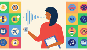 How Voice Assistants Can Improve Productivity - Infographic