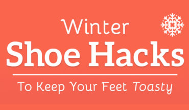 How to Get Through the Tough Winter Months with Style: Winter Shoe Hacks - Infographic