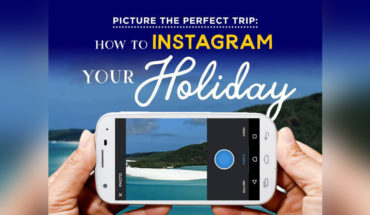 How to Take Stunning Instagram Holiday Shots - Infographic