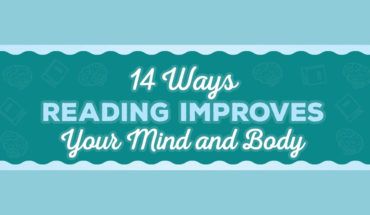 Reading: The Best Brain Exerciser - Infographic