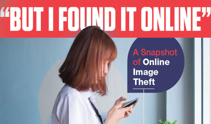 Stealing Online Images in Broad Daylight: A Snapshot - Infographic