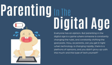 The Joys and Travails of Parenting in the Digital Age - Infographic
