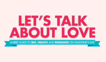 The Nexus Between Valentine's Day, Love and Sex - Infographic