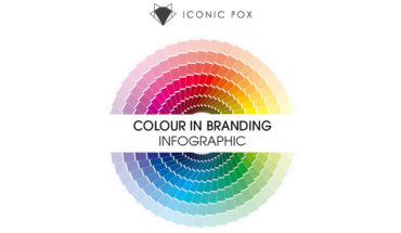 The Role of Color in Brand Identity - Infographic