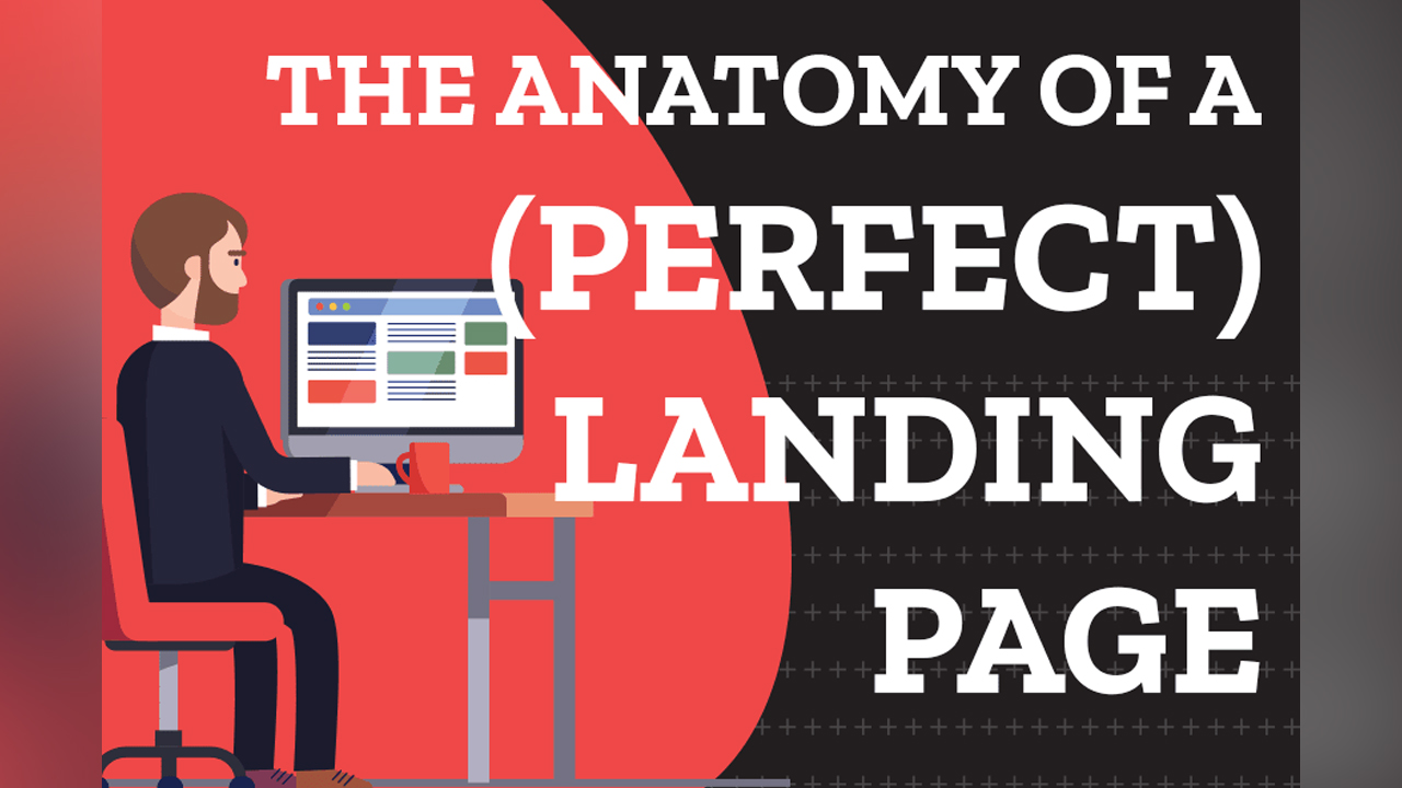 11 Steps to Creating a Perfect Landing Page - Infographic
