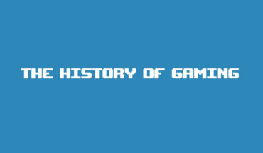 Gaming: Then and Now - Infographic