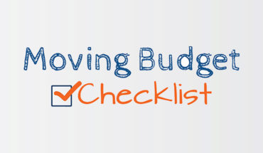 Making a Moving Budget and Checklist - Infographic